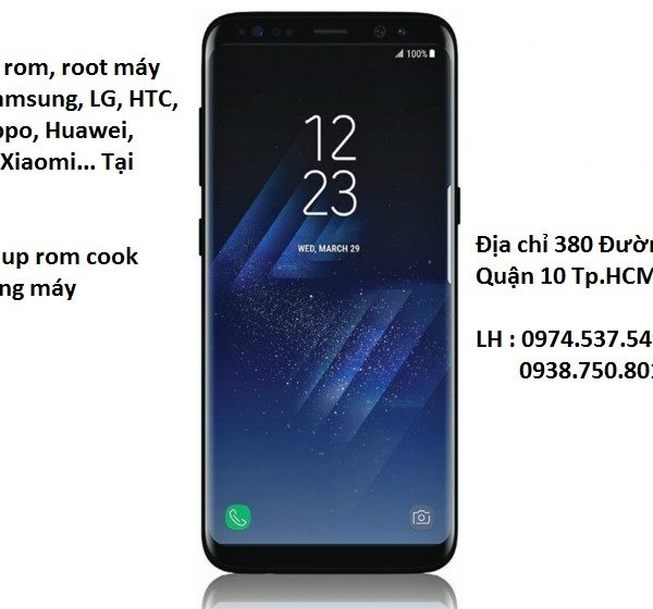 Dịch vụ up rom Android