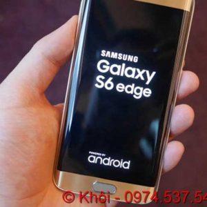Sửa, fix lỗi treo logo Samsung Galaxy S6